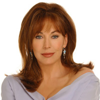 Lesley-Anne Down hosts Dr. Phil's wife on 'The Bold and the Beautiful